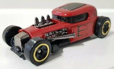 Hot Wheels Mod Rod Metalflake Burnt Red 2020 HW Dream Garage GHC24 #109/250 1:64