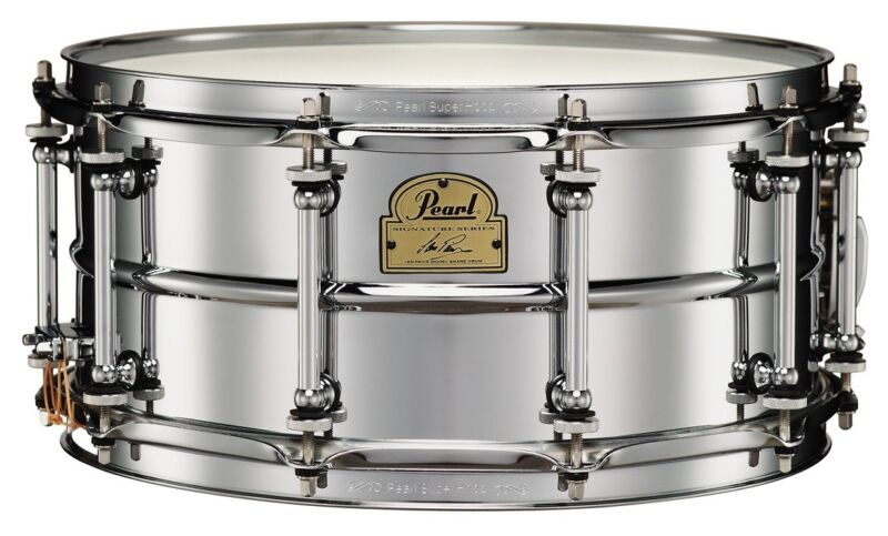 Pearl 14x6.5 Ian Paice Signature Snare Drum