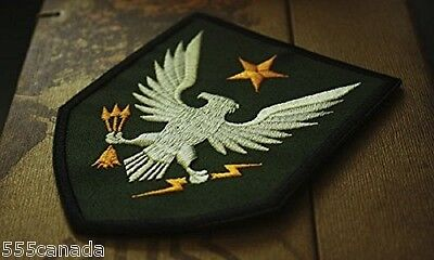 Halo Reach Logo Patch - IRON ON - From Collectors Edition - Master Chief 2 3 4  - Master Chief From Halo