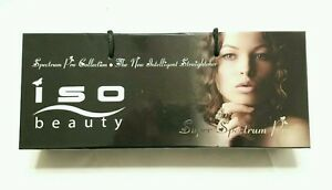 ISO BEAUTY PROFESSIONAL CERAMIC IONIC Straightener Flat Iron 1.25