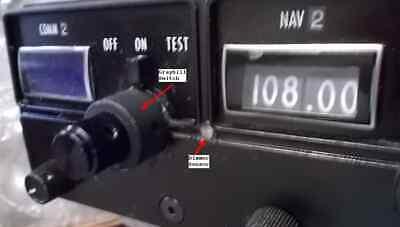 KX 170B, KX170B, KX 175B, KX175B, 760 Channels 60-Memory with reset!!!