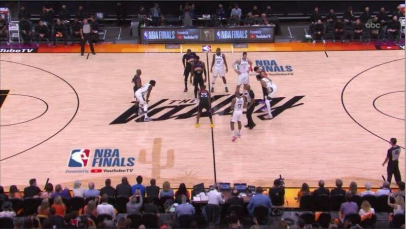2021 NBA Finals DVD