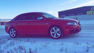 2005 Audi S4 *recent work
