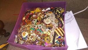 Jewelry Lot ALL Good Wearable Resell Old Estate Vintage - Now 25-30+ Pcs NO Junk