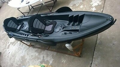 TANDEM 2+1 SIT ON TOP KAYAK CANOE GALAXY CRUZ LIMITED EDITION - COLOUR OPTIONS