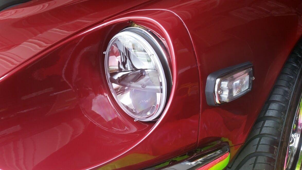 DATSUN 240Z 260Z 280Z 70-78 LED Headlight Bulb Conversion ...