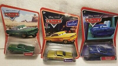 Disney Pixar Cars Lot of 3 Ramone Diecast Cars - New in Packages