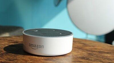 Amazon Echo Dot 2Nd Generation W  Alexa Voice Media Device  White  Free Shipping