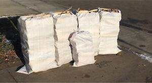 4 XXL Bags of Birch Firewood+Bag of Pine+Delivery-$140