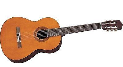 Used, Yamaha C40 Classical Acoustic Guitar (Natural Finish). New for sale  Canada