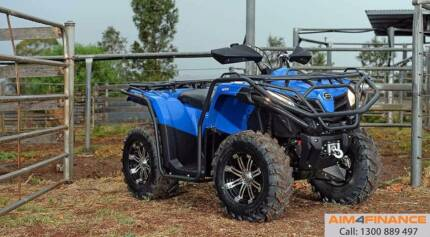 500cc ATV X500 FARM SPEC ATV