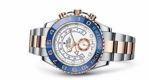 ROLEX OYSTER PERPETUAL YACHT-MASTER II Liverpool Area Preview