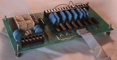 1988 Watlow Electric A007-1732 Rev B Temperature Control Board  2-210-0-1732