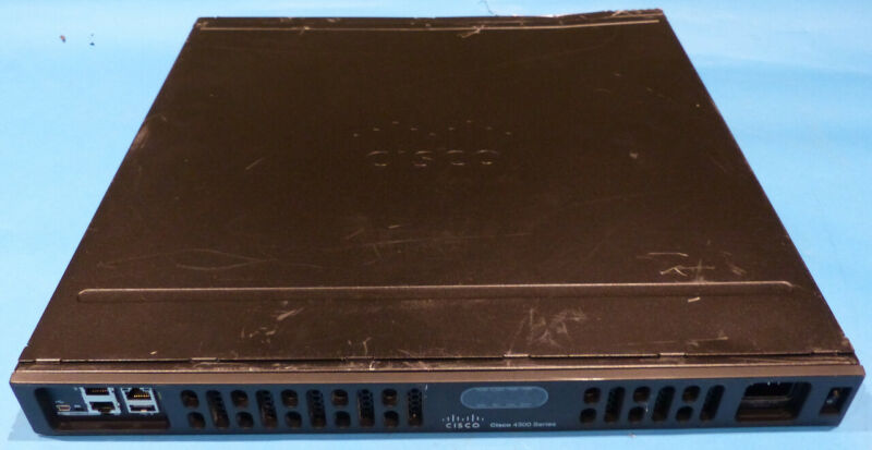 CISCO INTERGRATED SERVICES ROUTER ISR4331/K9 V04