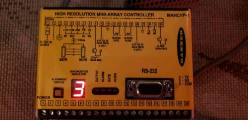 BANNER  MAHCVP-1  HIGH RESOLUTION MINI-ARRAY CONTROLLER