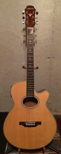 Aria Elecord Acoustic Electric Guitar