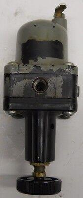 Fairchild Hiller Air Pressure Regulator 250 Psi Max Inlet Pressure
