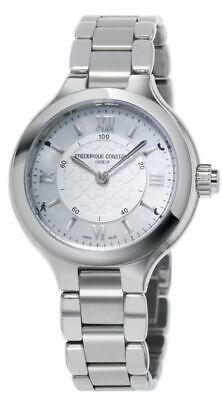 Frederique Constant Women's Quartz Horological Smart Watch 34mm FC-281WH3ER6B