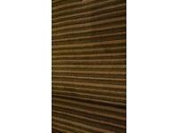 stripy carpet
