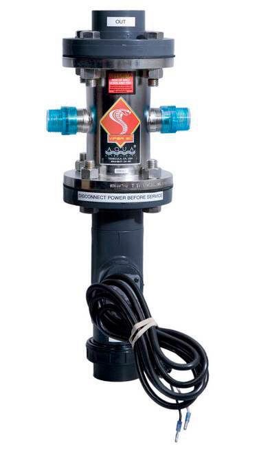 Aqua Ultraviolet® Viper Series 400 Watt UV Clarifiers - Large-Scale Applications