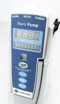 Alaris Series 8100 Series Ipx1 Lvp Pump Modules Iv Infusion