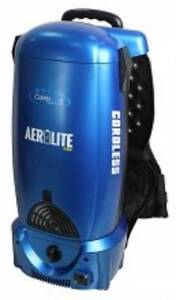 AEROLITE FLASH BATTERY POWERED BACKPACK VACUUM CLEANER & BLOWER West Footscray Maribyrnong Area Preview