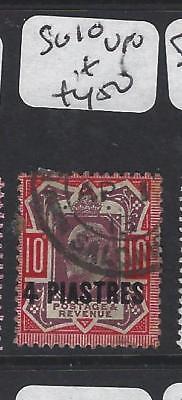 BRITISH LEVANT (P1206B) KE  4 PI/ 10D  SG    10   VFU