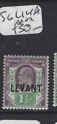 BRITISH LEVANT (P1206B) KE  1 1/2D  SG L14A   MOG