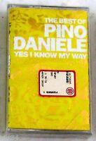Pino Daniele - Yes I Know My Way, The Best Of - Musicassetta Sigillata Mc K7 -  - ebay.it