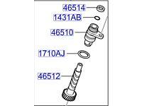 Hyundai i10 Speedo Sleeve 4362202500