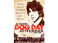 Dog Day Afternoon 1975 Vintage Movie Poster A0-A1-A2-A3-A4-A5-A6-MAXI 423