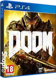 Doom PS4 20 bucks