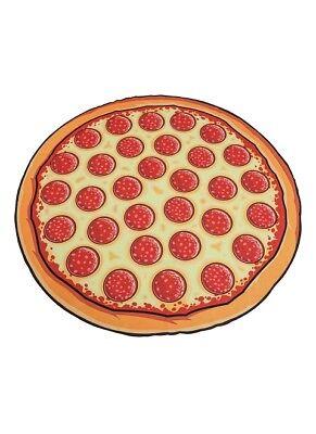 Strandtuch Pizza Handtuch Pizzatuch Laken ca 150 cm