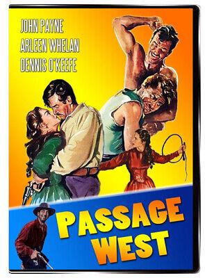 Passage West 1951 DVD - John Payne, Dennis O'Keefe, Arleen