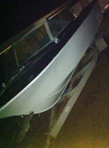 CHEAP 18FT (800$)ONO BOAT AN TRAILER NO MOTOR BOTH UNLICENCED Spearwood Cockburn Area Preview