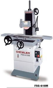 Chevalier Precision Hand Feed Surface Grinder - New