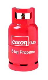 Wanted - Red Propane gas cylinder
