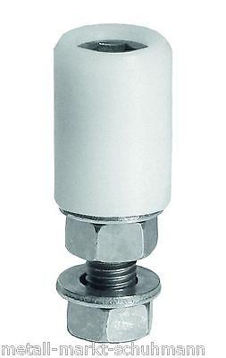 Tor - Führungsrolle aus Nylon  Durchmesser  25 mm - #3041