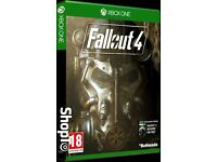BRAND New and sealed xbox one Fallout out 4