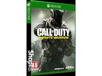 Xbox One Call Of Duty Infinite Warfare still in packaging never opened - duplicate gift