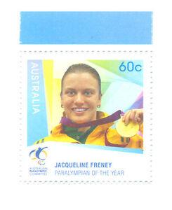 Australia-Paralympian of the year 2012 mnh (3896)