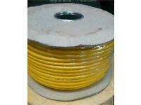 2.5mm² 3 Core Arctic Flex Yellow - 100M Drum