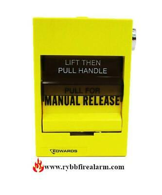 Edwards 278a-rel Manual Release Pull Station Free Shipping The Same Day
