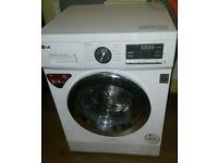LG 8/4kg washer dryer