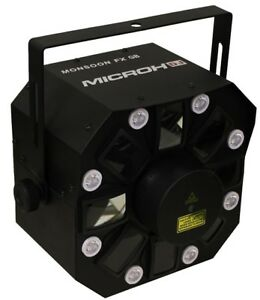 Microh Monsoon FX GB - Amazing DJ light!