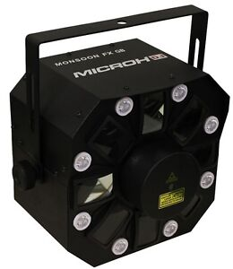 Microh Monsoon Fx D-3 LED / Laser