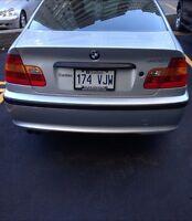 2003 BMW Autre Cuir noir Berline