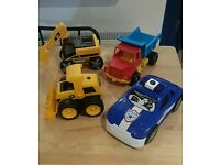 A bundle of toy cars for sale
