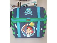 Jack and the neverland pirate lunch bag