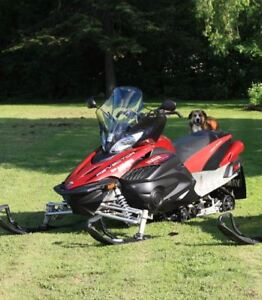 2012 Yamaha RS Vector with Power Steering